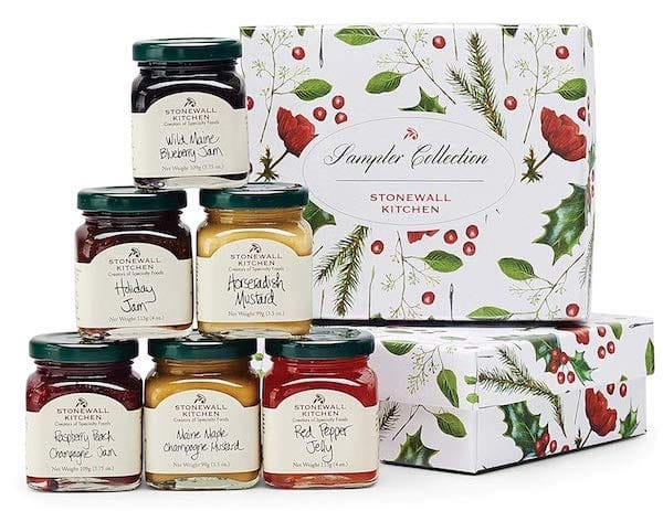 Stonewall Kitchen Holiday 2019 Sampler Collection