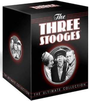 The Three Stooges DVD Collection