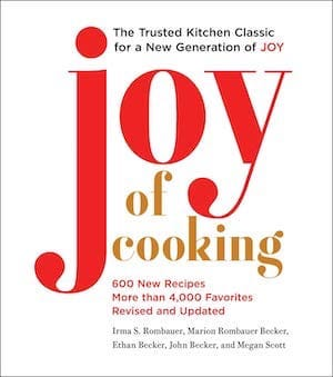 joy of cooking 2019