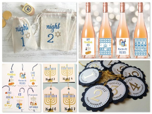 Handmade Hanukkah Decor