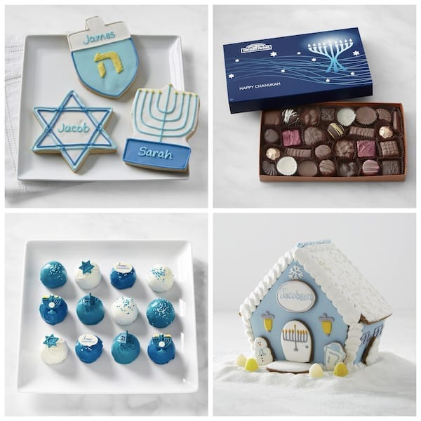 Hanukkah Food Gifts