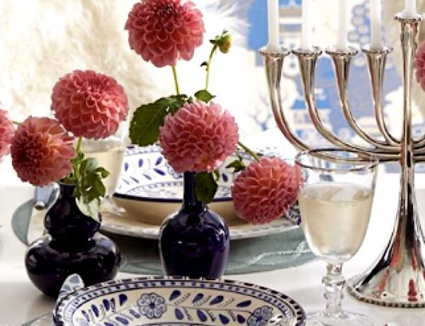 Hanukkah Party Planning, Ideas & Supplies