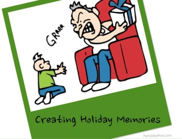 Holiday Gift Exchange Games - Creating Holiday Memories