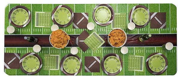 Football Themed Party Supplies