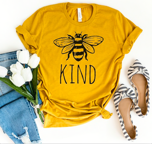 Be Kind T-shirts on Sale