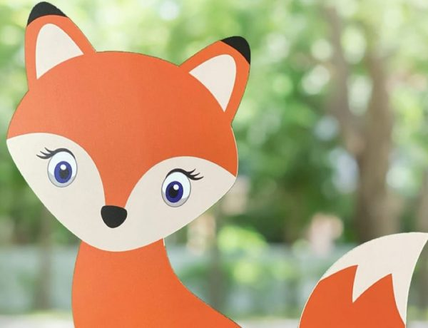 Fox Theme Party Planning, Ideas, Decor & Supplies