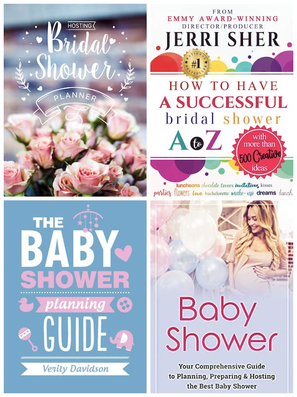 Baby and Bridal Shower Guides