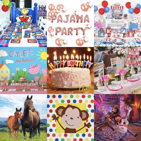 Planning Children's Parties