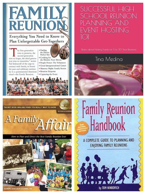 Planning Reunions Books