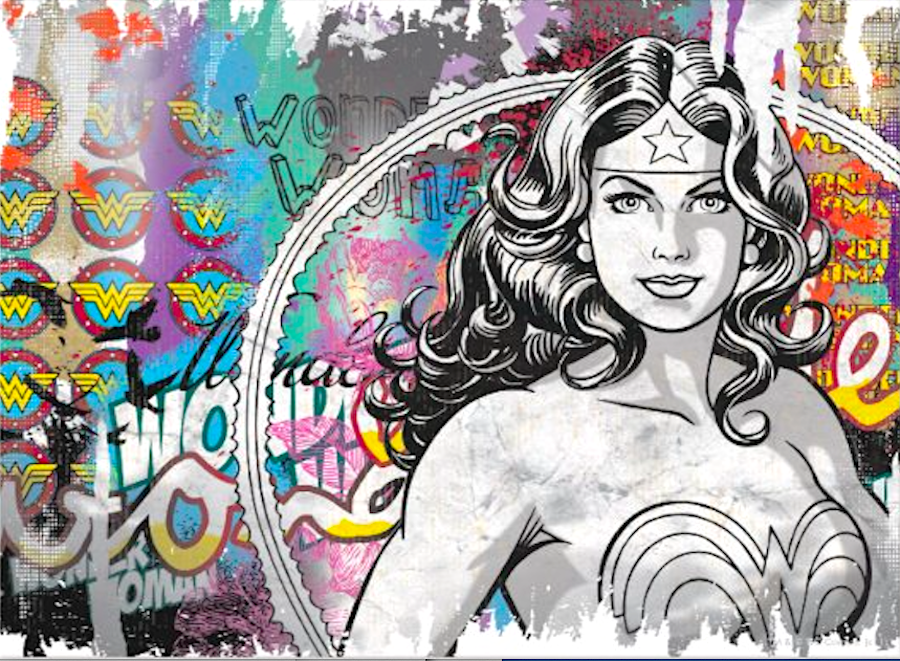 Wonder Woman Theme Party and Gift Ideas