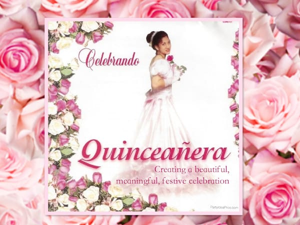 Planning a Quinceanera - Ceremony & Celebration