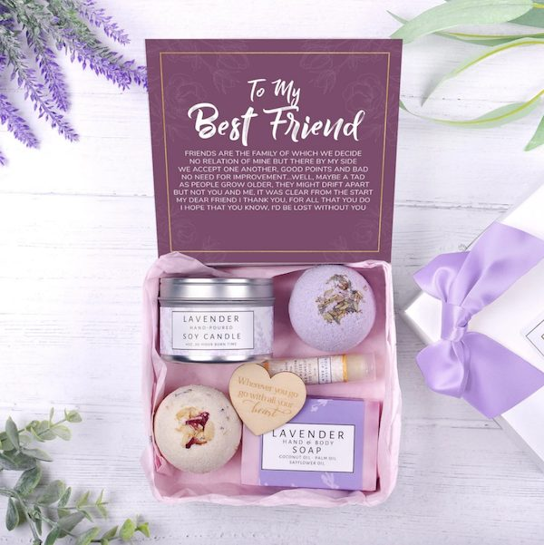 Best Friends Spa Gift Box