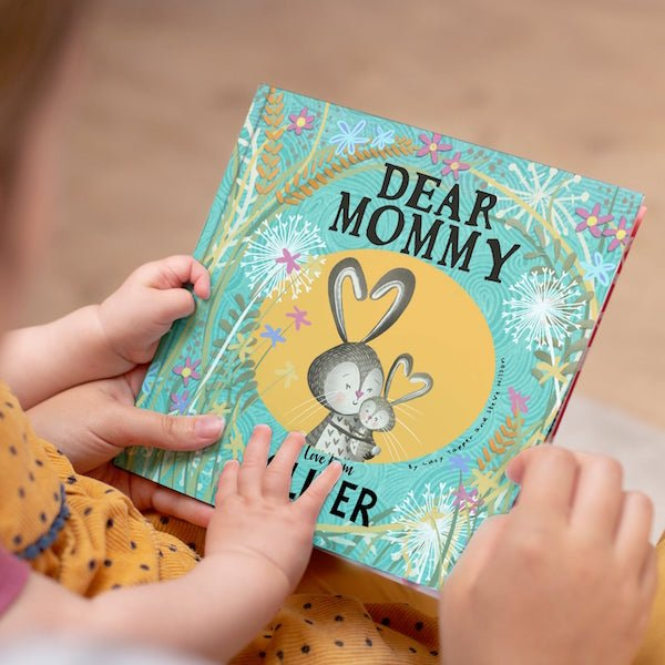 Personalized Dear Mommy Book