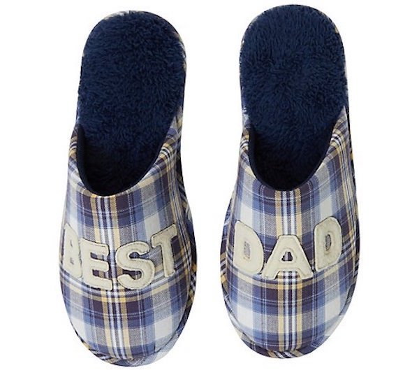 Best Dad Slippers