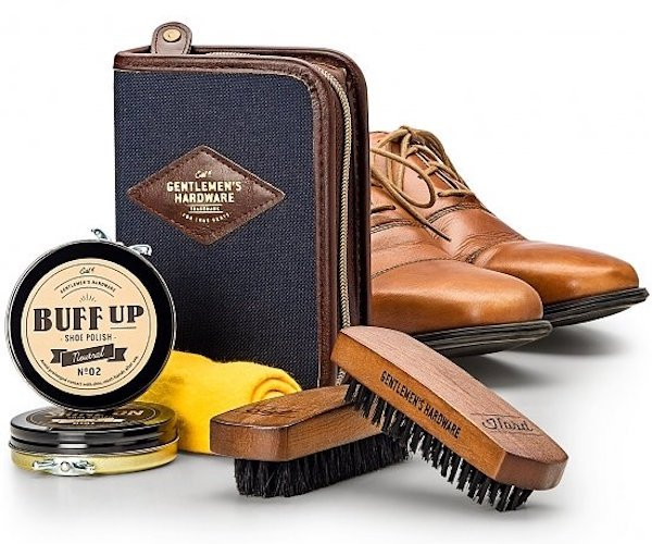 Gentleman Shoe Polish Gift For Dad
