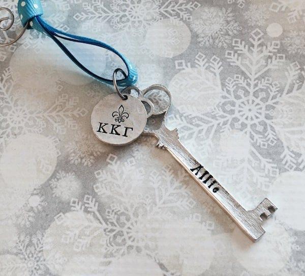 Kappa Key Keepsake