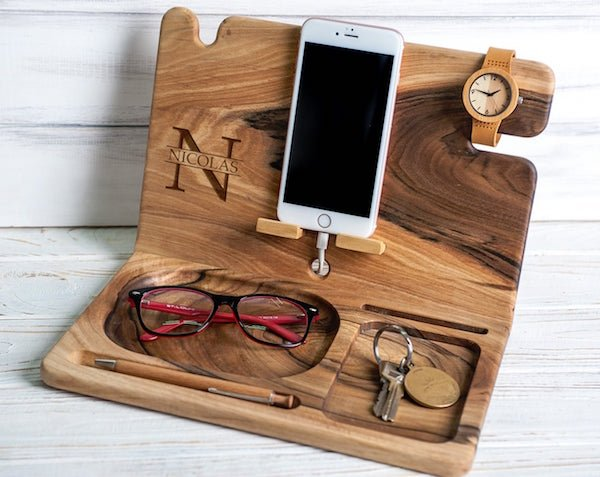 Tech Desk Organizer