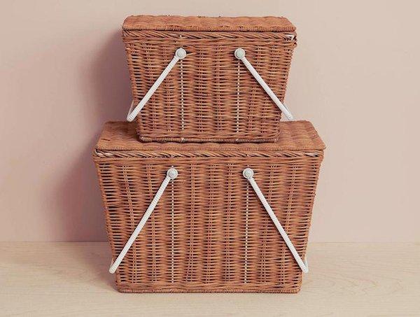 Handmade Piki Basket Large