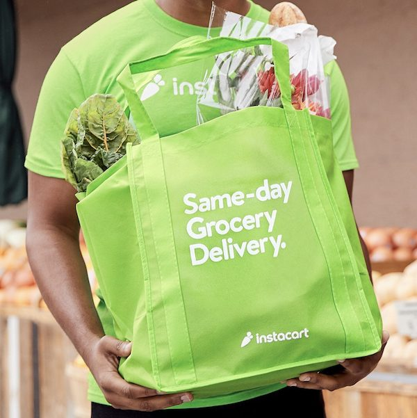 Insta Cart Same Day Grocery Delivery