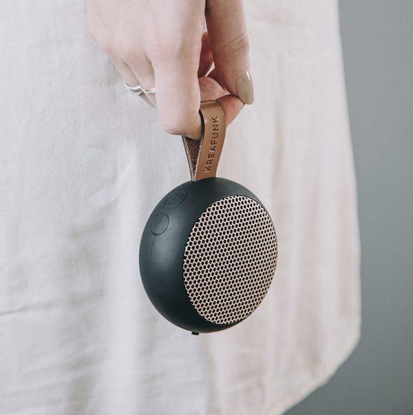 Kreafunk aGo Portable Bluetooth Speaker
