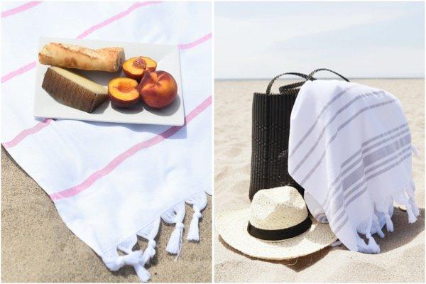 Laguna Beach Company Turkish Picnic Towel
