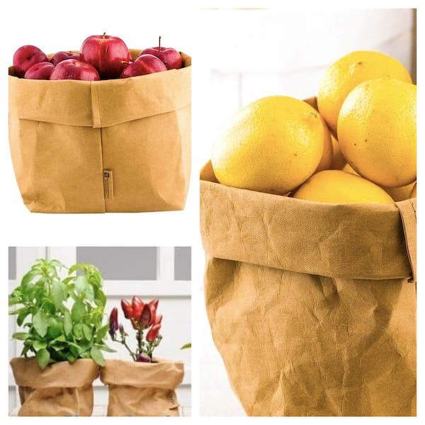 Reusable Paper Bags for Picnics