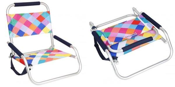 Sunnylife Block Party Beach Seat Picnic Chair