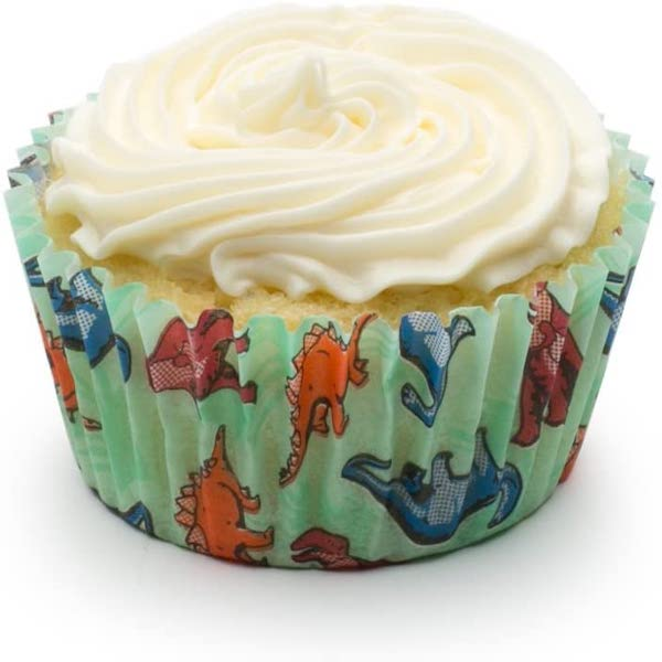 Dinosaur Baking Cups and Cupcake Wrappers