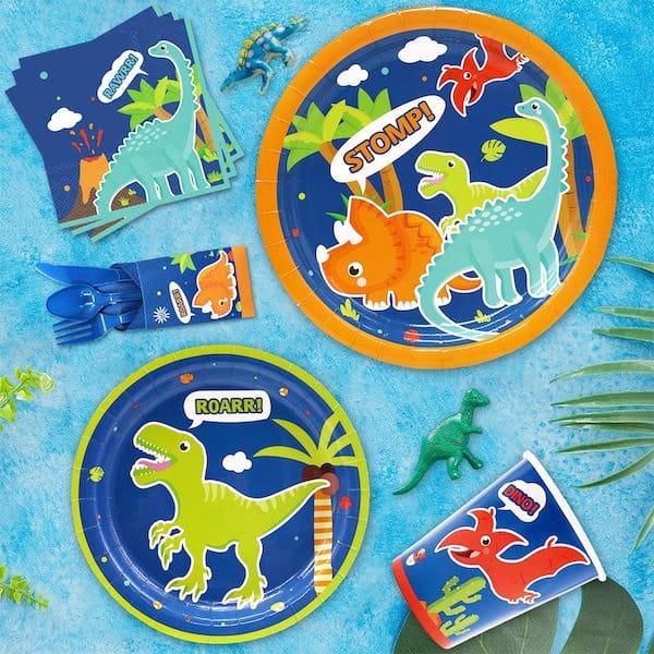 Dinosaur Tableware