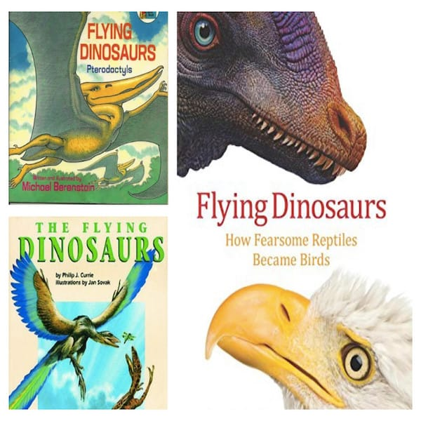 Flying Dinosaur Books