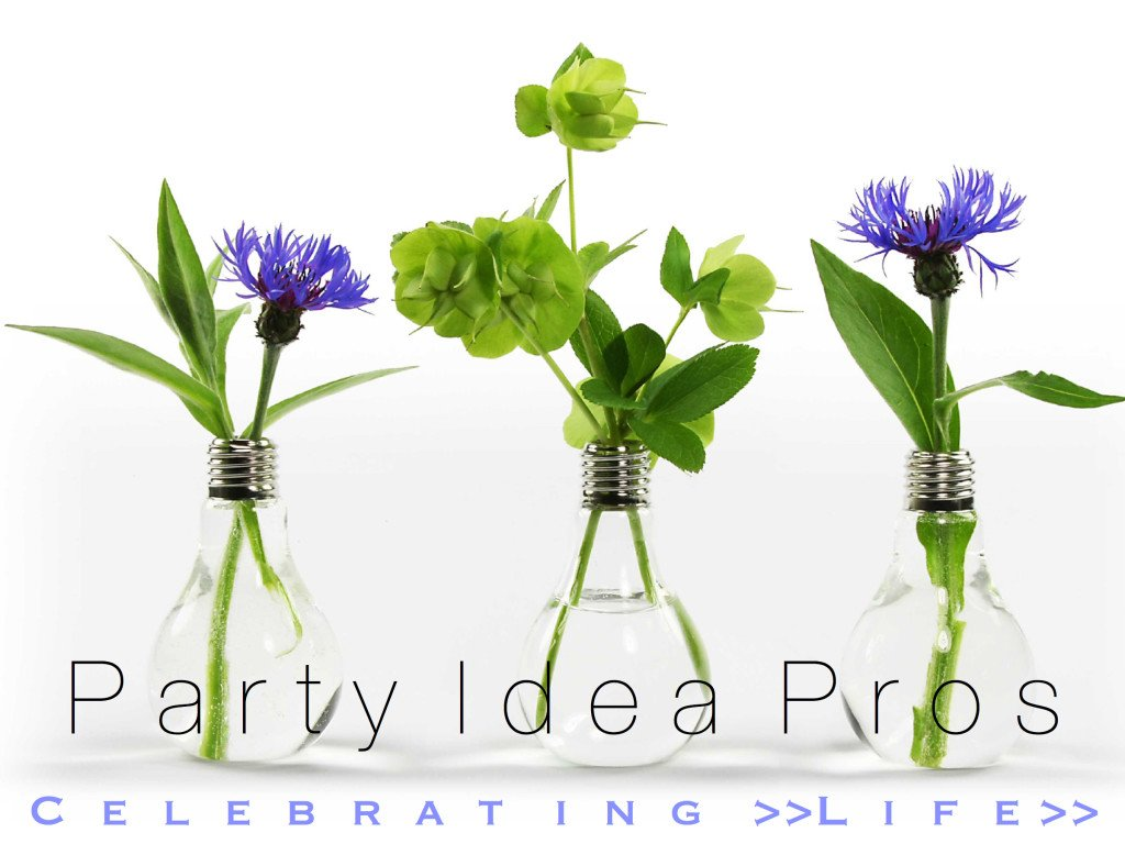 Party Idea Pros >> Celebrating Life