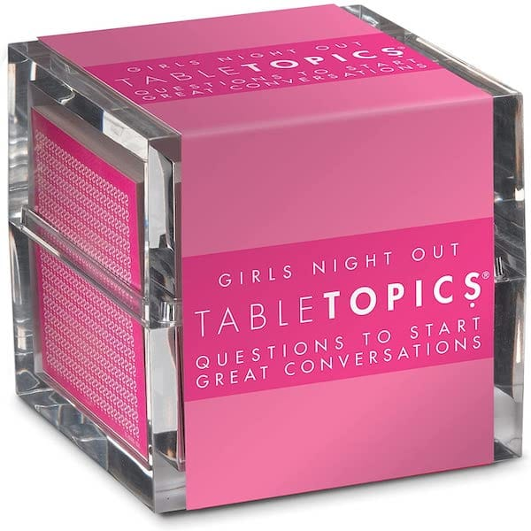 Gals Table Topics