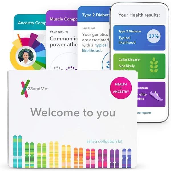 Genetic DNA Test