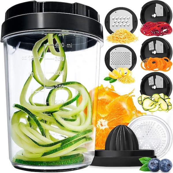 8-in-1 Spiralizers