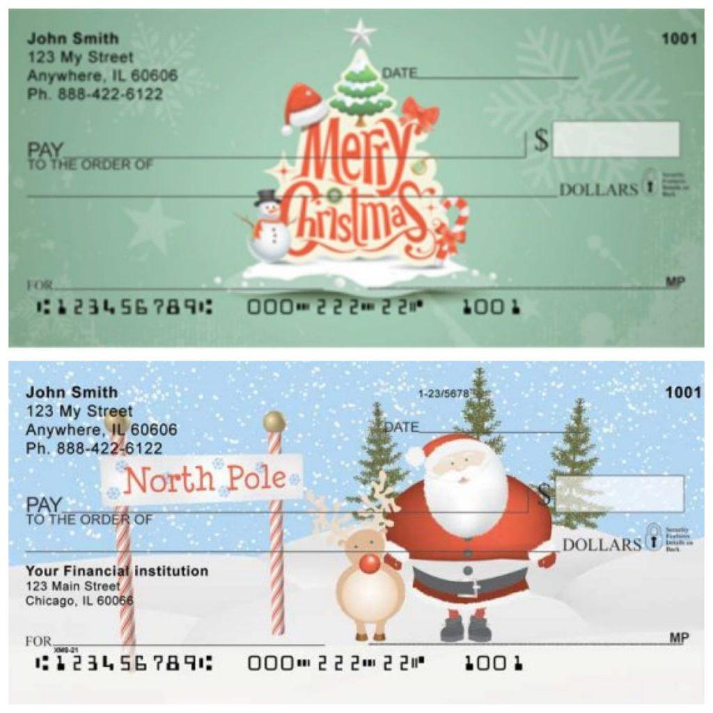 Christmas Checks