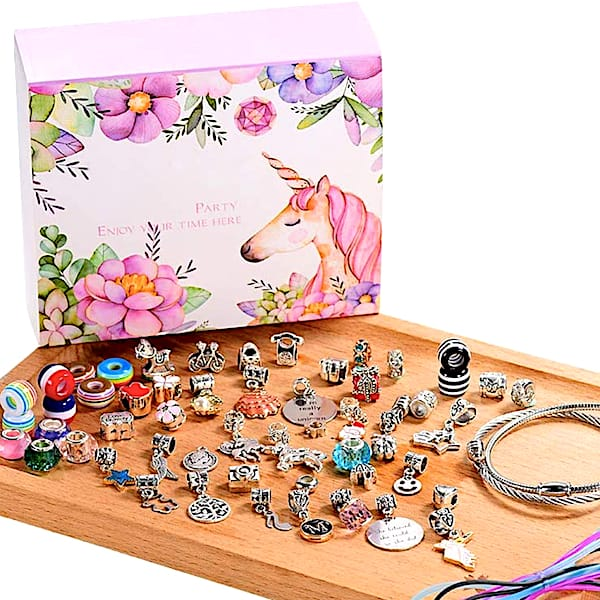 DIY Charm Bracelet Making Kit