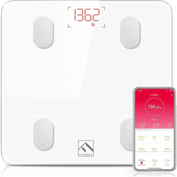 Smart Wireless BMI Scale