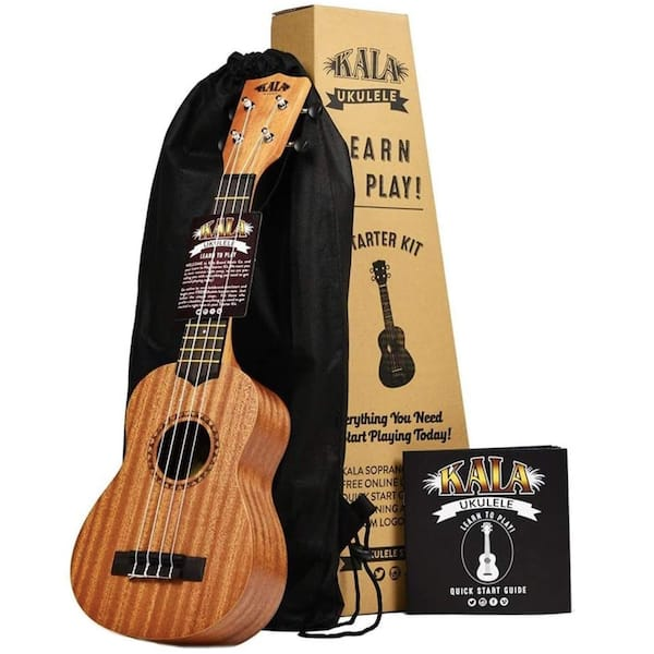 Learn to Play Ukulele Starter Kit :: More Ukuleles