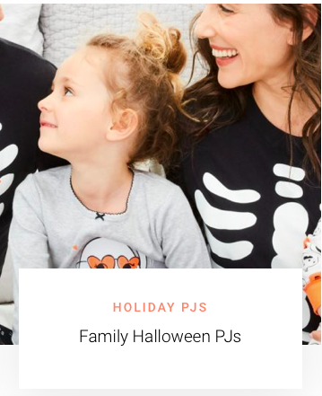 Mommy and Me Halloween Pajamas