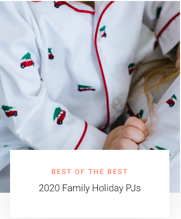 Best of the Best Mommy and Me Holiday Pajamas
