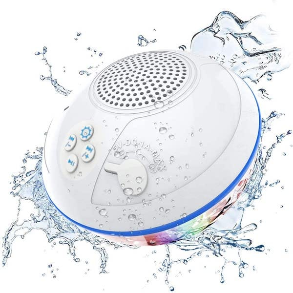 Wireless Bluetooth Shower Speakers