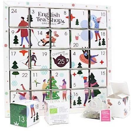 English Tea Shop 2020 Advent Calendar Puzzle