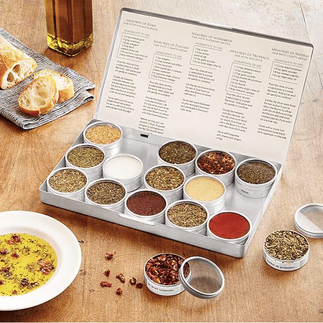 Gourmet Oil Dipping Kit