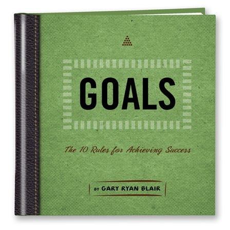 Goals Inspirational Book