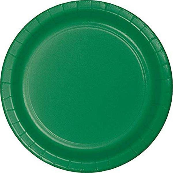 Green Party Plates