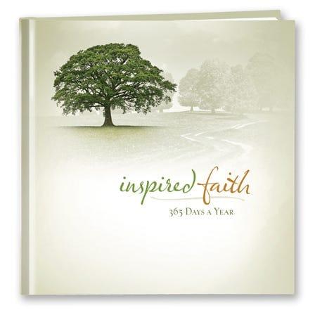 Inspired Faith Inspirational Book