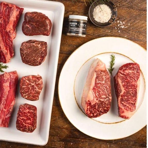 Snake River Farms Award Winning Meats