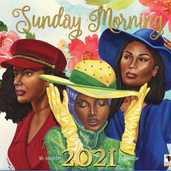 Sunday Morning Calendar 2021