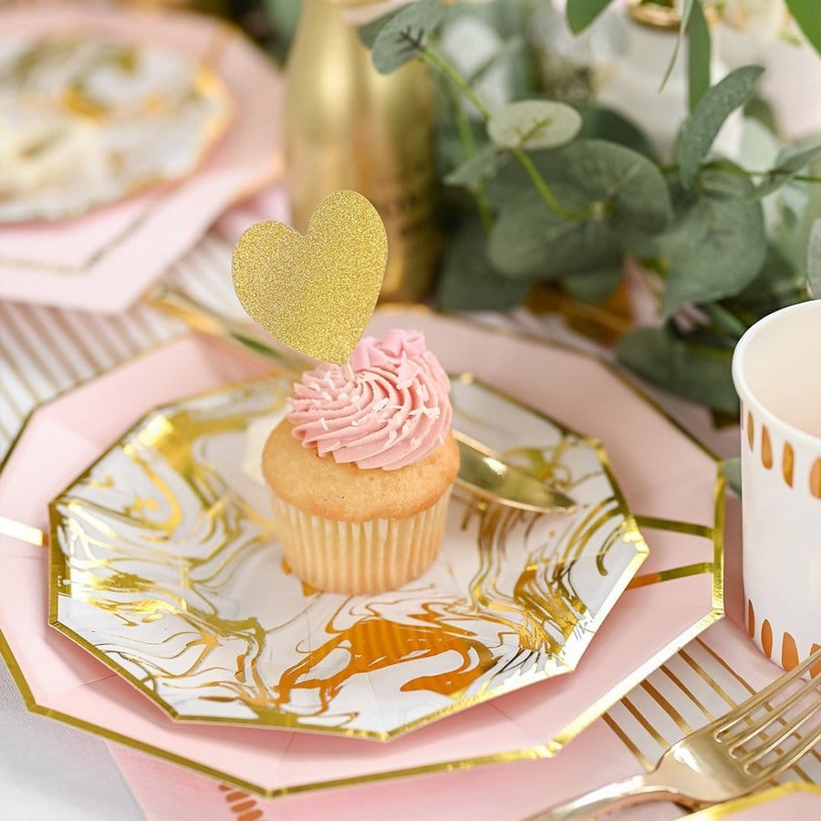 At First Blush Party Supplies