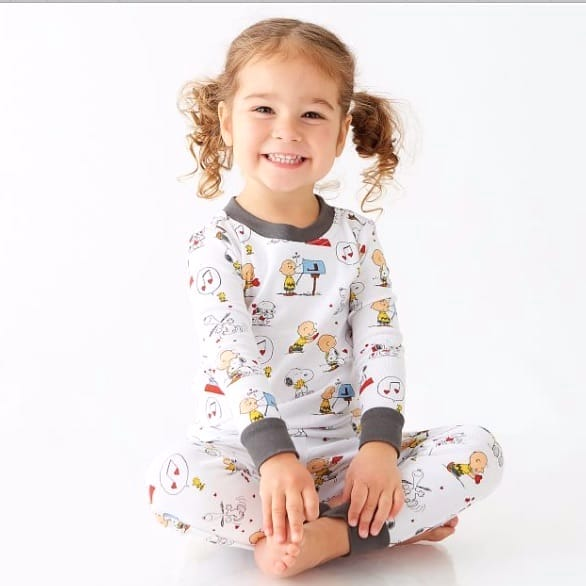 Family Peanuts® Hearts Pajamas